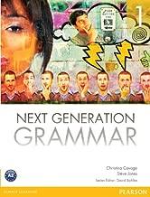 Next Generation Grammar 1 with MyEnglishLab 1st edition by Cavage, Christina M., Jones, Steve (2013) Paperback