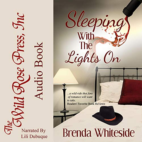 Sleeping with the Lights On audiobook cover art