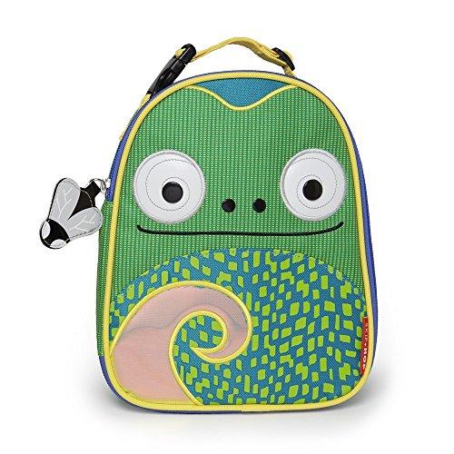 Bolsa de almuerzo Skip Hop con diseño de zoo (mariposa) verde verde