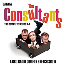 The Consultants - The Complete Series 1-4