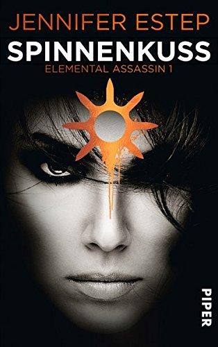 Spinnenkuss: Elemental Assassin 1