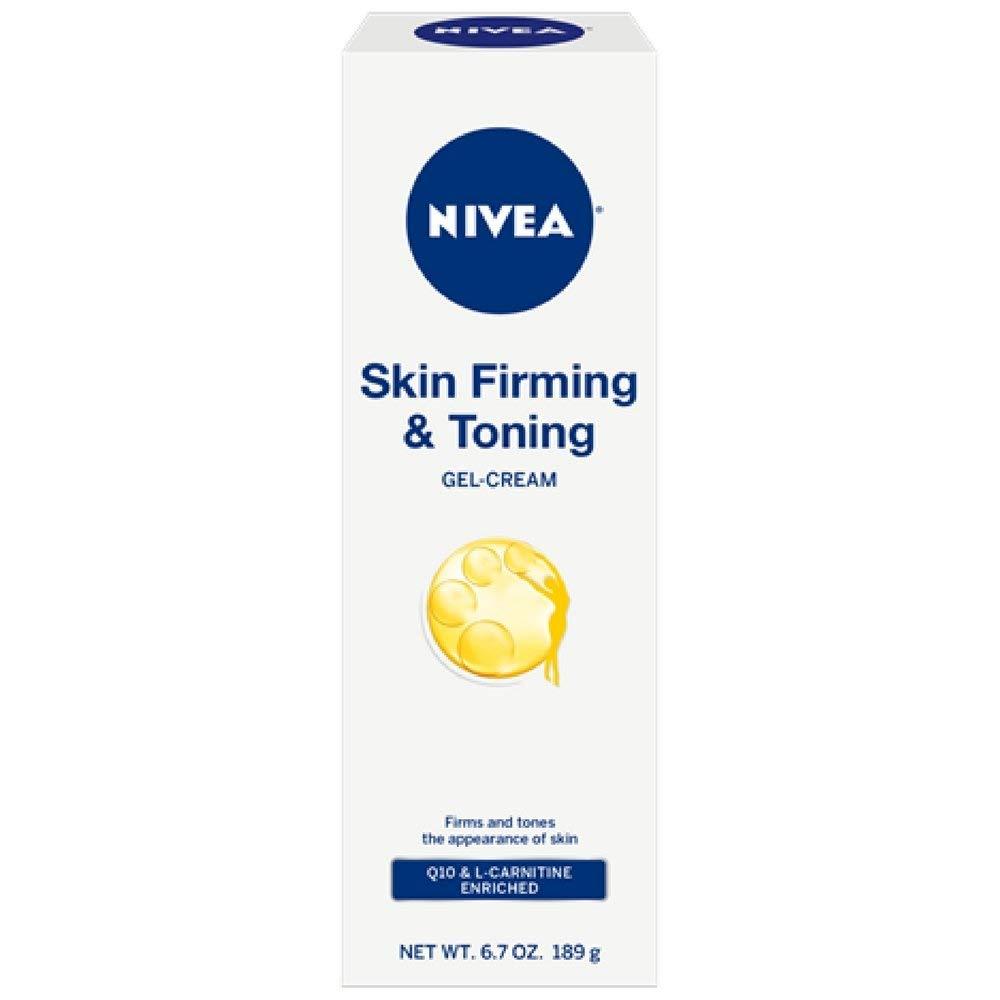 NIVEA Firming Toning Gel Cream Ounce
