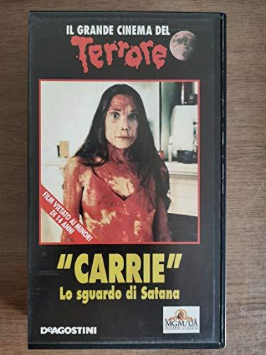 Carrie Lo sguardo di Satana VHS