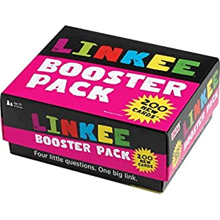 John Adams Linkee Booster Pack Game (Multi-Colour)