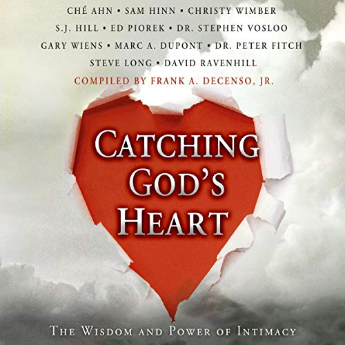 Catching God's Heart audiobook cover art