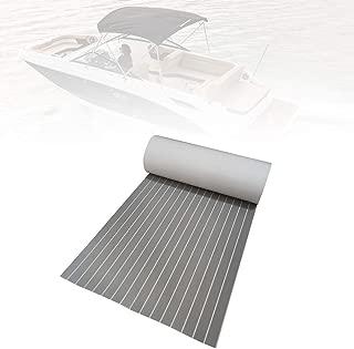 Multipurpose EVA Foam Faux Teak Boat Decking Sheet Non-Skid Self-Adhesive Sea Deck Marine Yacht RV Boat Flooring Mats