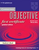 Objective First 2nd Certificate Student's Book without Answers and 100 Tips Writing Booklet Pack Spanish Edition