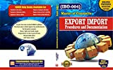 Export Import Procedure And Documentation (IBO-04) (In English) For IGNOU exam (M.COM)