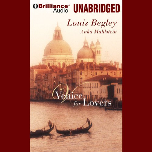 Venice for Lovers audiobook cover art