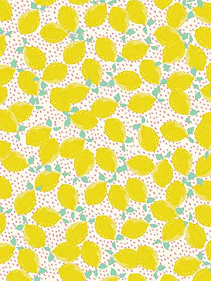 Decopatch FDA745O 395 x 298mm Paper Number 745 Yellow Lemon XL (Pack of 20)