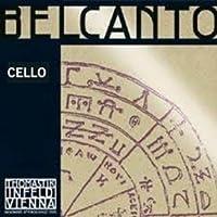CUERDA VIOLONCELLO - Thomastik (Belcanto BC27) (Nucleo Acero Entorchado Cromo) (D) Medium Cello 4/4