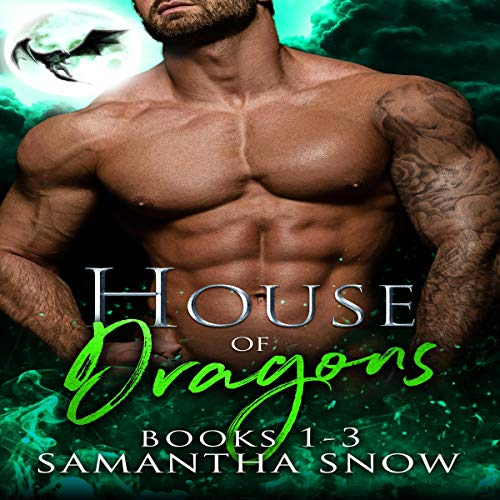 House of Dragons, Books 1-3 cover art