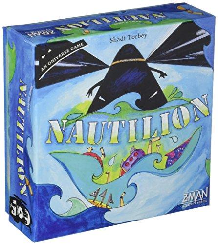 Nautilion Game Board Game (1-2 Player)