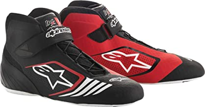 alpinestars(アルパインスターズ) TECH 1-KX KART SHOES BLACK/RED/WHITE 7 2712118-132-7
