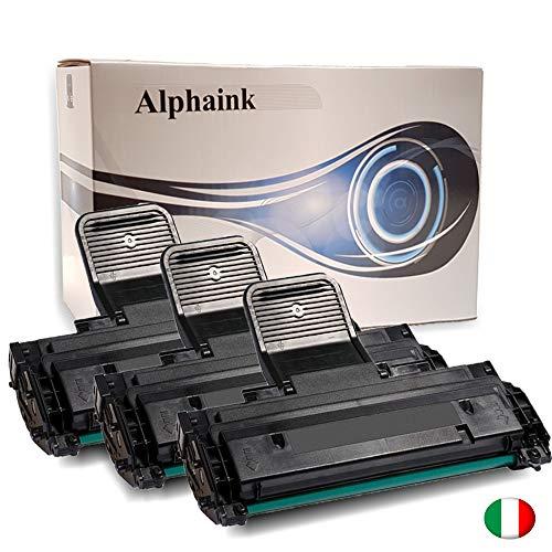 Toner Alphaink AI-MLT-D1082S Compatibile con le stampanti Samsung ML-1640 ML-1641 ML-1645 ML-2240 ML-2241