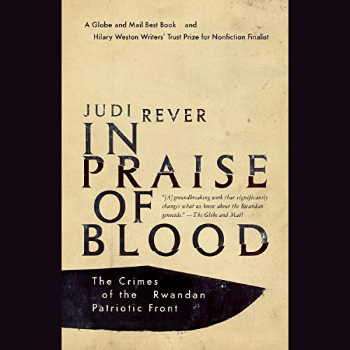 In Praise of Blood cover art
