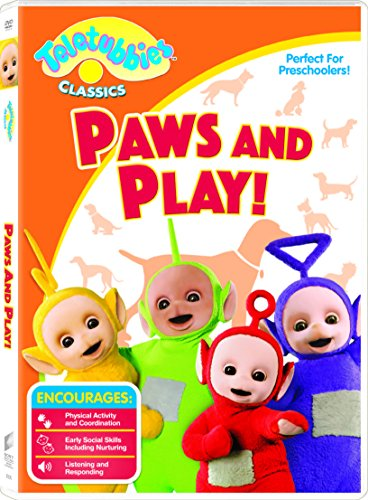 Teletubbies Classics: Paws & Play [DVD] [Import]の詳細を見る