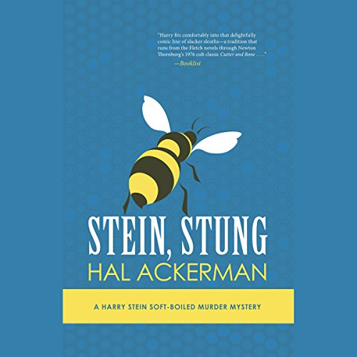 Stein, Stung audiobook cover art
