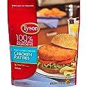 Tyson Fully Cooked Chicken Patties, 26 oz. (Frozen)