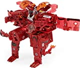 Bakugan GeoForge Dragonoid, 7-in-1 Includes Exclusive True Metal Dragonoid and 6 Geogan Collectibles, Kids Toys for Boys