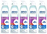 Zevo Fly, Fruit Fly, Gnat & Flying Insect Killer & Repellent (2 Pack x 10 oz) | Indoor Outdoor Use | Bio-Selective, Pet, People Friendly, Safe
