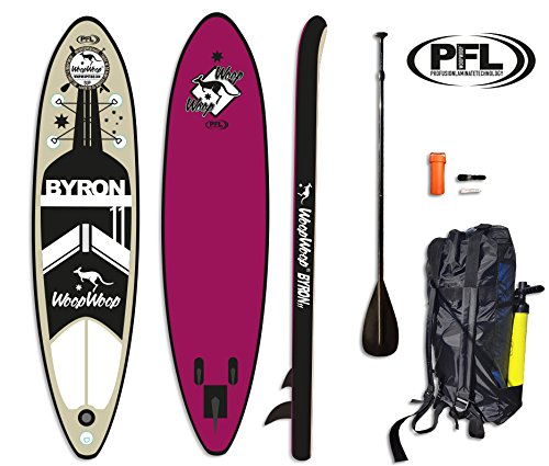 Woop Woop Tavola Paddle Surf Gonfiabile Byron 11 PFL SUPPFL16