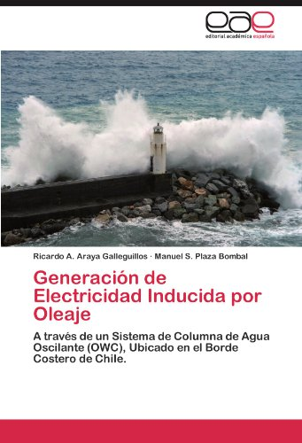 Generación de Electricidad Inducida por Oleaje