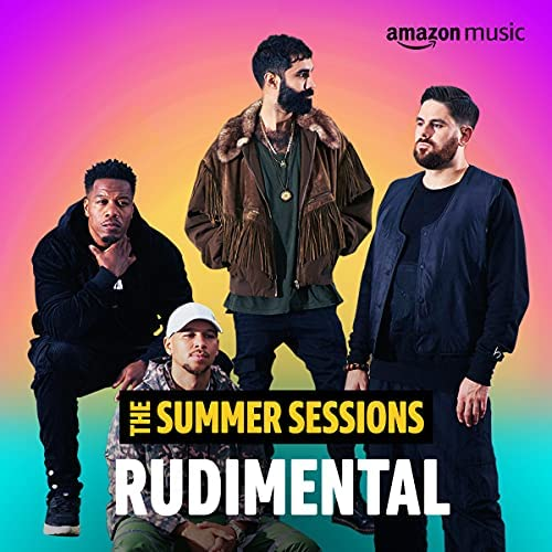 Curated by Rudimental