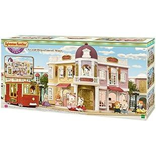 Sylvanian Families 6017 Grand Department Store Playset, New Town Series:Iracematravel