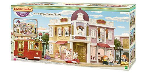 Sylvanian Families- Grand Department Store Mini muñecas y Accesorios, Multicolor (Epoch para Imaginar) , color/modelo surtido