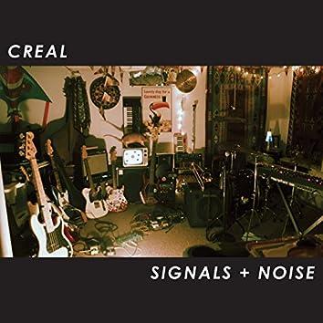 Signals + Noise