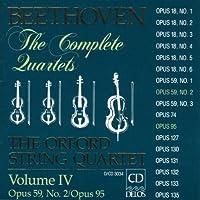 Beethoven: The Complete Quartets, Vol. 4 (1992-12-11)