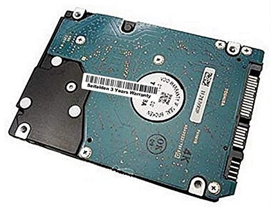 Seifelden 320GB 2.5in SATA Laptop Hard Drive 3 Year Warranty for Asus HP Dell Gateway Toshiba Gateway Acer Sony Samsung MSI Lenovo Asus IBM Compaq eMachines PC/Mac 320 GB (Renewed)