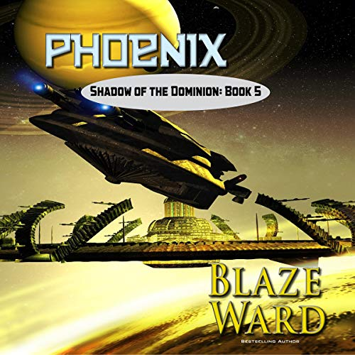 Phoenix audiobook cover art
