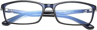 DOLLGER ブルーライトカット メガネ ブルーライトカットメガネ 度なし だてめがね 超軽量16g 93%ブルーライトカット 伊達メガネ メンズ レディース ウェリントン型