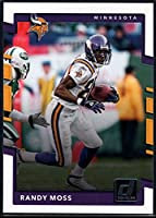 Football NFL 2017 Donruss #60 Randy Moss Vikings