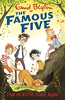 Five On Kirrin Island Again: Book 6 (Famous Five series) by [Enid Blyton]