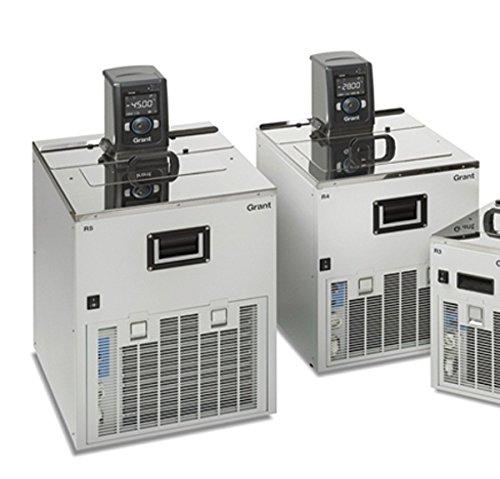 Grant 144718baño thermostaté réfrigéré Grant Bio Compuesto de Una cubeta R5–12L, 12L y de un termostato TC120-20a 100grado C