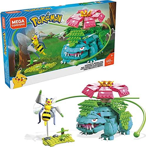 mega bloks pokemon fabricante Mega Construx
