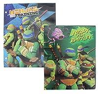 Teenage Mutant Ninja Turtlesフォルダ–2パック–Designs May Vary