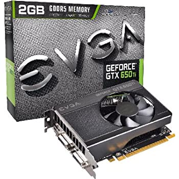 EVGA GeForce GTX 650 Ti 2048MB GDDR5 128bit, Dual Dual-Link DVI, Mini HDMI, Graphics Card (01G-P4-3651-KR) Graphics Cards 02G-P4-3651-KR