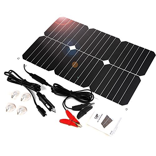 12 Best Solar Battery Maintainers For [year] [Top Reviews] 7