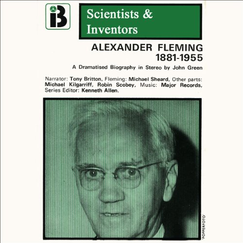 Alexander Fleming audiobook cover art