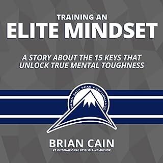 Training an Elite Mindset audiobook cover art