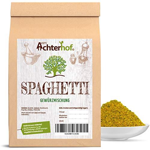 100g Spaghetti Gewürz Gewürzmischung Spaghettigewürz ohne Glutamat natürlich vom-Achterhof