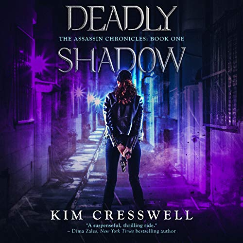 Deadly Shadow audiobook cover art