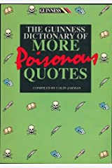 More Poisonous Quotes Paperback