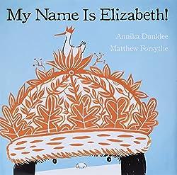 My Name is Elizabeth: 30 Books that teach social skills