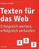 Texten für das Web von Andreas Grede