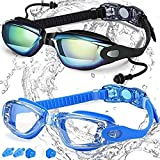 FORM Swim Goggles, Activity Tracker with...